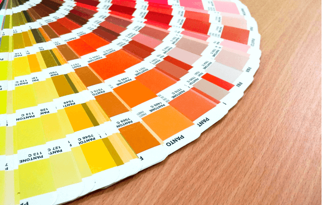 Farbe anpassen