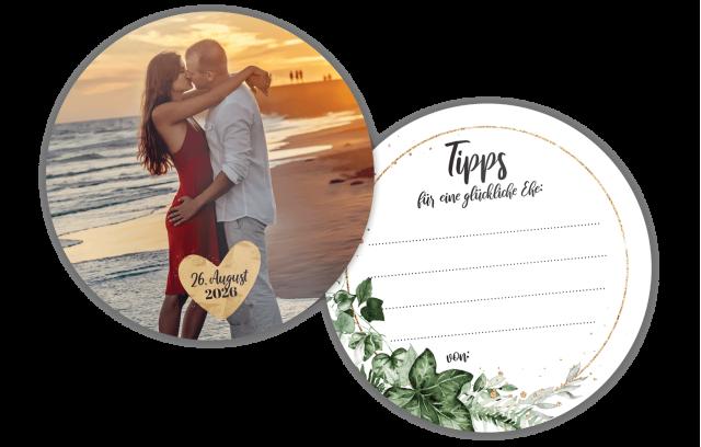 Hochzeitsfeier Bierdeckel – Tipps für die Ehe