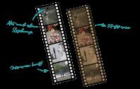 Filmstreifen - Dia