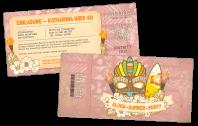Tiki-Festival Einladung