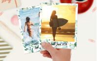 15 Kühlschrankmagneten mit Fotos - Urlaub pur