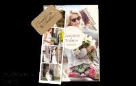 Hochzeitseinladung Brauntöne