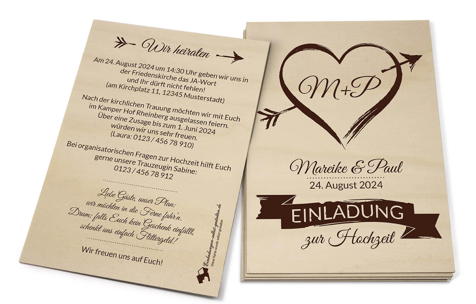 [32+] Entwerfen Sie Eine Hochzeitseinladung