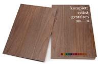 Holzkarten selbst gestalten