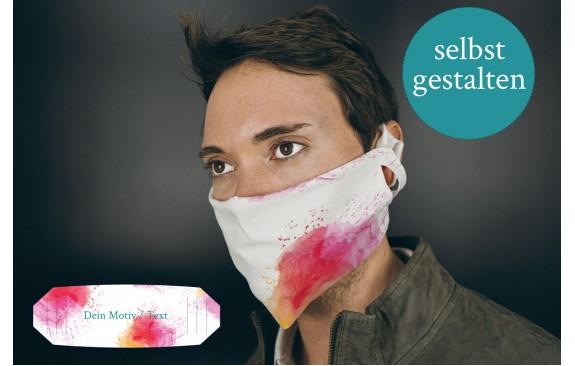 Stoffmaske selbst gestalten